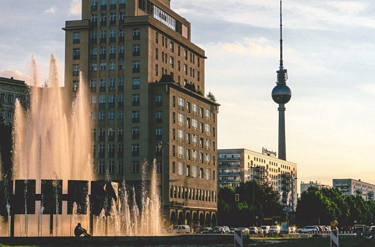 City Streife Berlin
